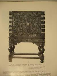 WALL, V.I. VAN DE. - Het Hollandsche koloniale barokmeubel. Bijdrage tot de kennis van het ebbehouten meubel omstreeks het midden der XVIIde en het begin der XVIIIde eeuw.