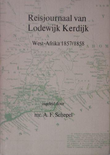 west afrika kaart
