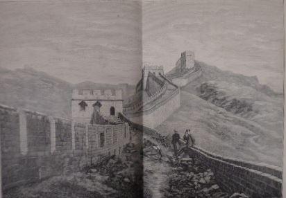 BEAUVOIR, (LUDOVIC) DE. - Voyage autour du monde. Volume III: Pékin, Yeddo, San Francisco.