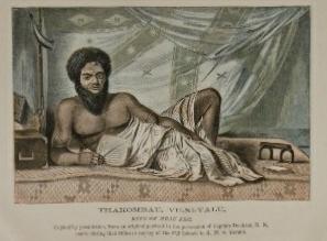 WILLIAMS,  THOMAS & JAMES CALVERT. - Fiji and the Fijians. Edited by George Stringer Rowe.