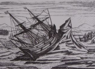 ZEEBERG, JAAP JAN. - Terugkeer naar Nova Zembla. De laatste en tragische reis van Willem Barents.