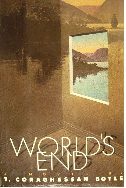 an analysis of worlds end a book by t coraghessan boyle Biography critical essays analysis 1 homework help question with expert  t  coraghessan boyle's third novel, world's end, won the pen/faulkner award.