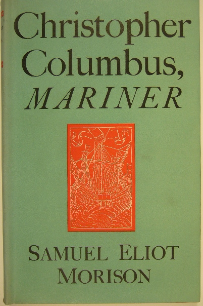 samuel eliot morison essay The navy is calling for applications for the samuel eliot morison naval history supplemental scholarship program for academic year 2016-2017 applications are due no later than april 9, 2016 the scholarship promotes development of a broad understanding of naval history within the american national.
