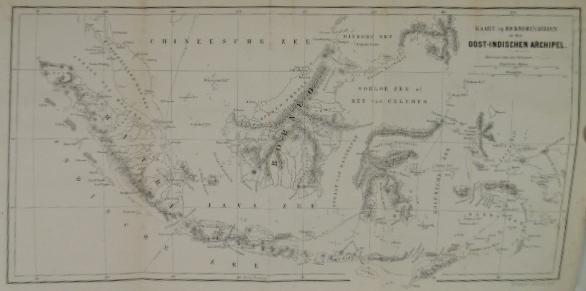 BICKMORE, ALBERT S(MITH). - Reizen in den Oost-Indischen archipel. Uit het Engelsch vertaald en van aanteekeningen voorzien door J.J. de Hollander.