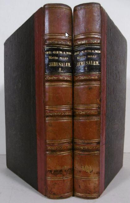 GÉRAMB, MARIE JOSEPH DE. - Reys naer Jerusalem en den Berg Sinai in 1831, 1832 en 1833. Uyt het Fransch vertaeld door P. Visschers.