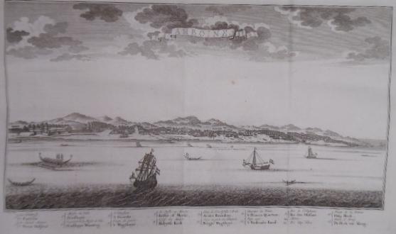 DU BOIS, JOHANN PETER ISAAK. - Vies des gouverneurs généraux, avec l'abrégé de l'histoire des etablissements Hollandois aux Indes Orientales.
