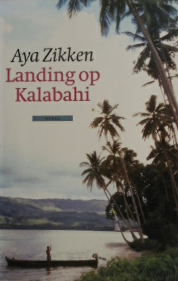 ZIKKEN, AYA. - Landing op Kalabahi.