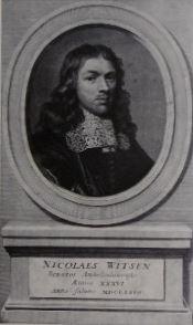 WITSEN, NICOLAAS. - Moscovische reyse 1664-1665. Journaal en aantekeningen. Uitgegeven door Th.J.G. Locher en P. de Buck.