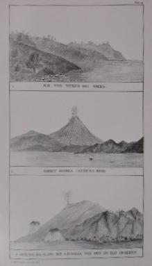 WICHMANN, ARTHUR. - Bericht über eine im Jahre 1888-89 im Auftrage der Niederländischen Geographischen Gesellschaft ausgeführte Reise nach dem Indischen Archipel.