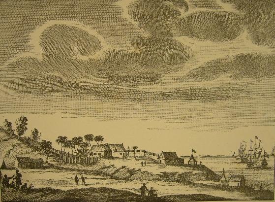 BONAPARTE, PRINCE ROLAND. - Le premier établissement des Néerlandais a Maurice.
